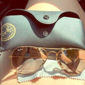 Rayban sunglasses!